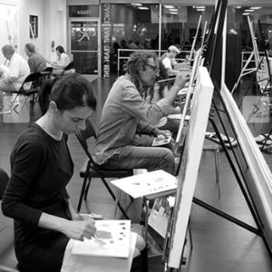 Group Art Lessons